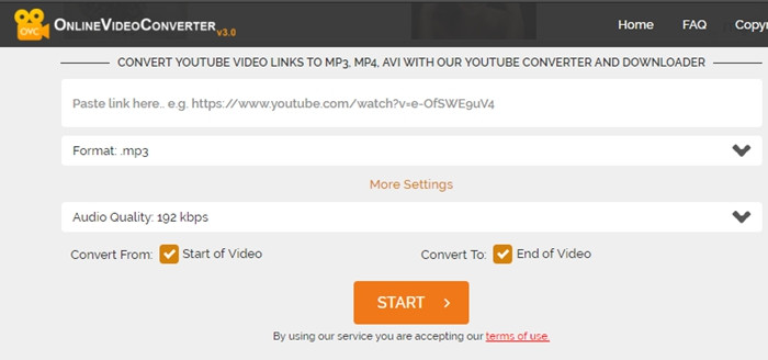 YouTube動画ダウンロードオンライン